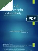 environmental sustainability presentation v1