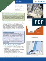 Chromite Mining Process