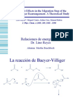 Baeyer-Villiger Rearrangement