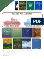 La Batalla Por La Biblia by Pr. Alejandro Maya