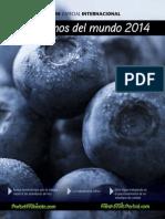 Arandanos Del Mundo 2014