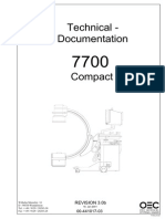 OEC 7700 Compact Block Diagrams