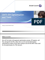 93324262 UMTS KPI Optimisation Tools