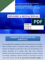 Dinamica Rotacional Alejandro Vargas