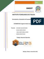 Resumen Ejecutivo SOLUXION DS