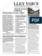 Valley Voice July 2014