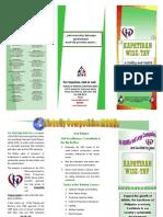 Kapatiran Brochure Updated(PDF)