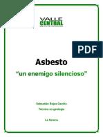 Trabajo Asbesto