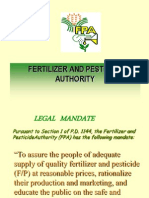 Pesticide Regulatory Policies SPRT