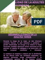Desarrollo Fisico, Cognitivo y Personalidad de La