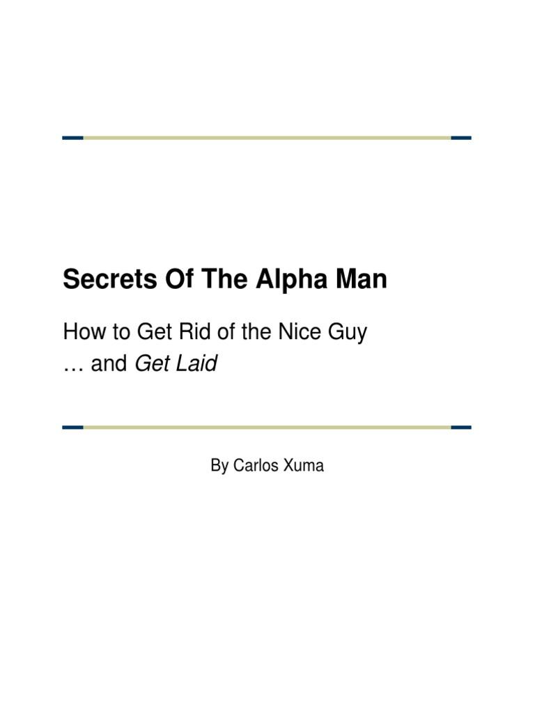 Carlos Xuma Secrets Of The Alpha Male Pdf