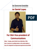 Sga Communications Vice President