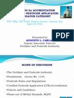 CPA Fumigator FPA Rules Regulations ALC