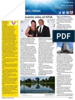 Business Events News for Mon 21 Jul 2014 - cievents wins at NTIA, Sydney redevelops, Capri Brisbane arrives, Letter to the Editor and much more