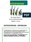 Osteoporosis Tecnica