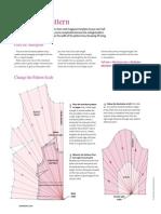 Enlarge Pattern