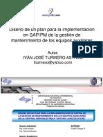 220741938 Diseno Plan Implementacion Sap Pm Gestion Mantenimiento Ppt