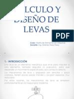 Calculo y Diseño de Levas (Presentacion)Fff