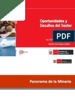 Oportunidades en La Mineria