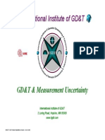 IIGDT - Measurement Uncertainty