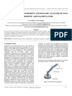 Performance Measurement and Dynamic Analysis of Two