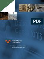 Brochure Delta Marine Consultants