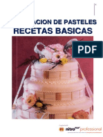03. Decoracion de Pasteles-recetas Basicas