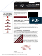 procurement triangle