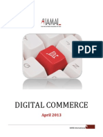 Digital Commerce Report 2013