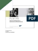 PLM146 - Variant Configuration - Scenarios & Enhancements