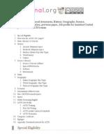 Mrunal ACIO GA_GK General Awareness Strategy & Previous Paper