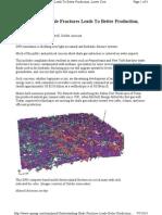 Understanding Shale Fractures L