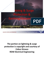 lightningprotectionandearthing-140411010712-phpapp01