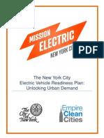 NYC Readiness Plan