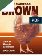 Hy-Line Brown - 2005-2007 español