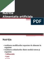 alimentatia artificiala- nutritia