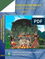 Ponorogo Dalam Angka 2012