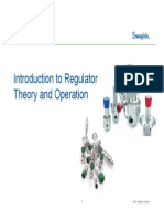 Webinar the Theory and Operation of Pressure Reducing Regulators