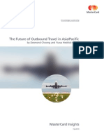 Future of Outbound Travel in Asia Pacific