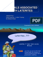 Minerals Associated With Laterites