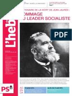 L'Hebdo des Socialistes n°739/740