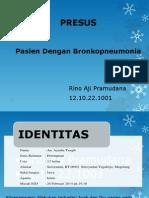 215283094 Bronkopneumonia Teks Ppt