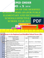 Deped Order No.4, s.2014
