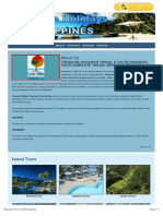 Travel and Tours Agency Philippines - Treasure Holidays