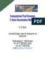 Discretization Methods
