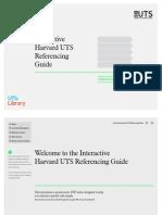 UTS_Interactive Harvard Guide
