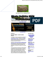 Shale Justice Newsletter June-July 2014
