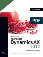 Desarrollo en Dynamics AX 2012 - José Antonio Estevan - Krasis Press - Scribd.pdf