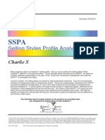 SSPA Assessment - Example