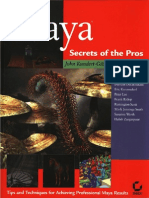 Sybex - Maya. Secrets of the Pros